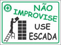 a0524_educativas_nao_improvise_use_escada